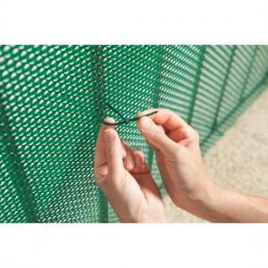 BRIDFIX gyorskötöző 14cm zöld 50 db/ csomag